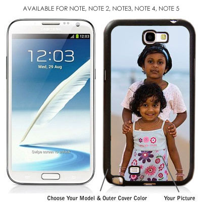 Personalised Samsung Note Cover