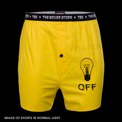 Glow In The Dark Boxer Shorts