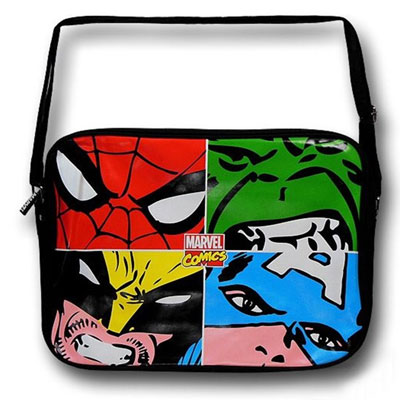 Marvel Face-Off Bag