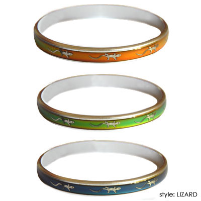 Color Changing Bangle