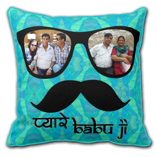 Pyare Babuji Cushion