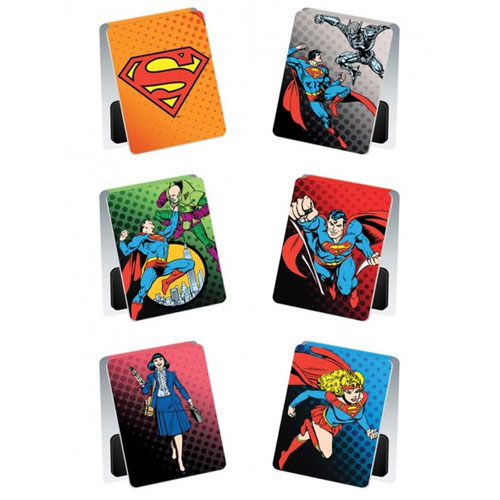 Superman Page Markers