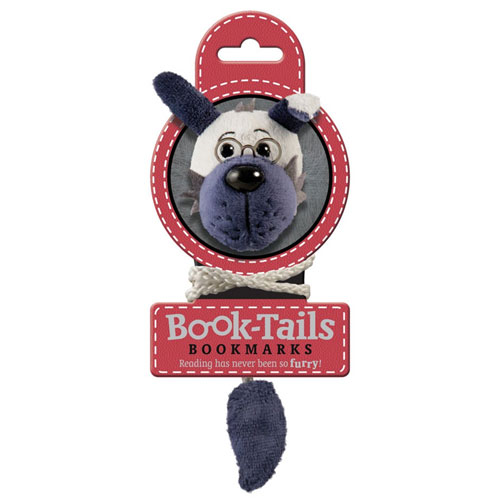 Dog Book Tails Bookmark