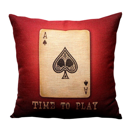 Time To Play Cushion