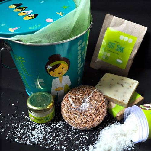 Home Spa Gifts For Her