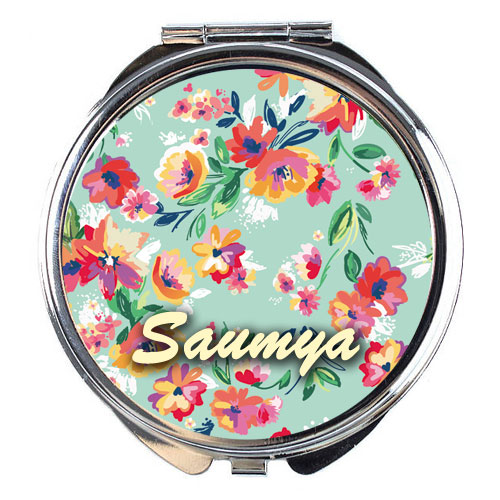 Personalised Compact Mirror