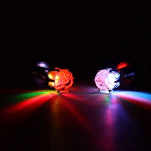 Color Changing LED Earrings