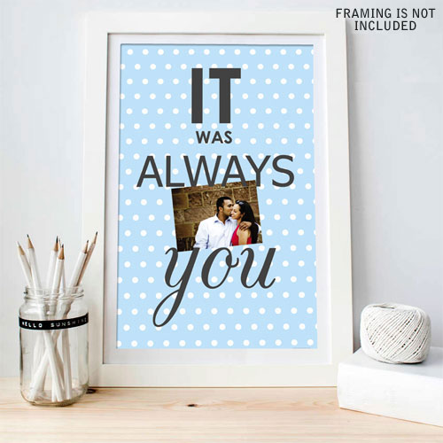 Always You Photo Poster