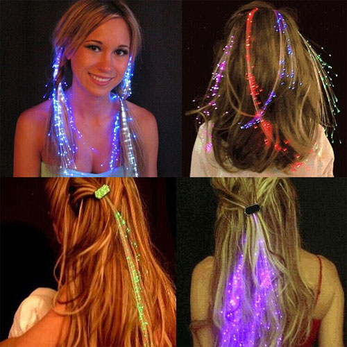 LED Hair Extensions