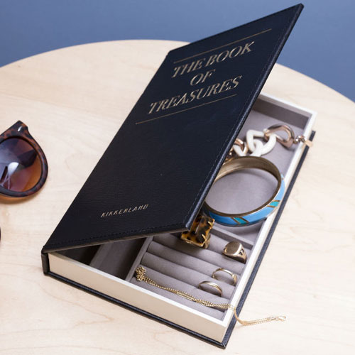 Jewellery Book Safe