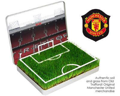 Manchester United Pitch Gift
