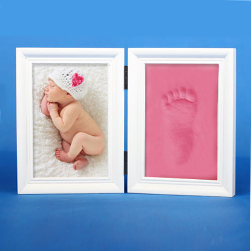 Baby Hand Prints Keepsake Set