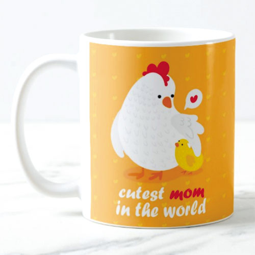 Cutest Mom Mug