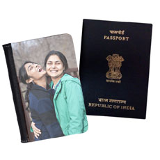 Photo Passport Case