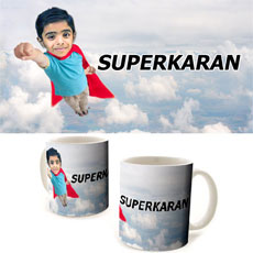 SuperKid Personalised Mug