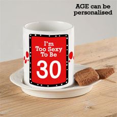 Im Too Sexy Personalised Mug