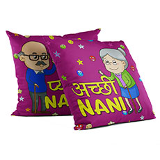 Nana Nani Cushions Set