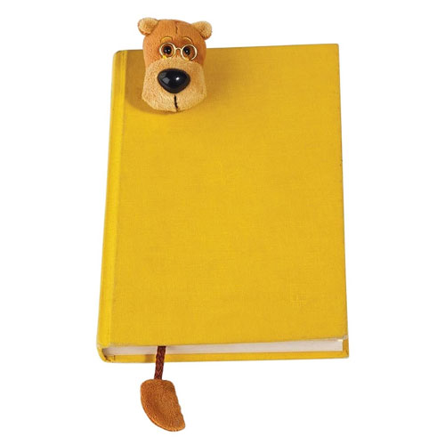 Bear Book Tails Bookmark