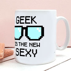 Geek Is The New Sexy Mug