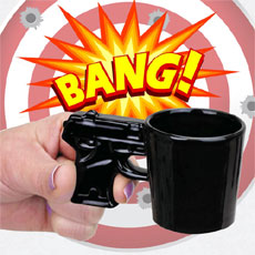 Gun Shot Glass Set