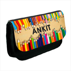 Name Pencils Pouch