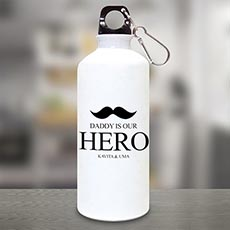 Dad Personalised Sipper Bottle