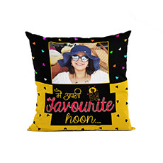 Favourite Cushion