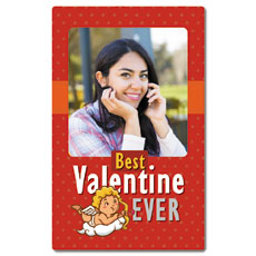Best Valentine Photo Magnet