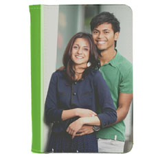 Personalised Green Passport Case
