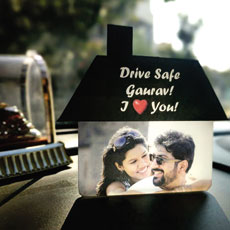 Carlit Personalized Car Accessory
