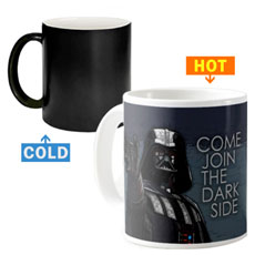 Darth Vader Join The Dark Side Magic Mug
