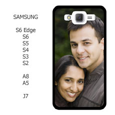 Personalised Samsung Galaxy Cover
