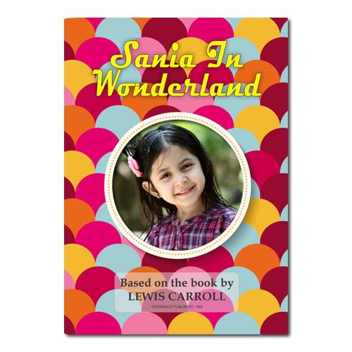 Personalised Alice In Wonderland