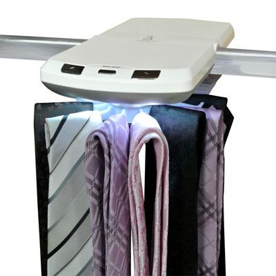 Automated Tie Rack