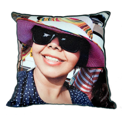 Photo Canvas Cushion