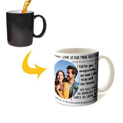 Secret Messages Magic Mug
