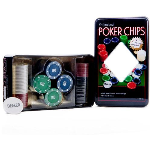 Poker Chips Box