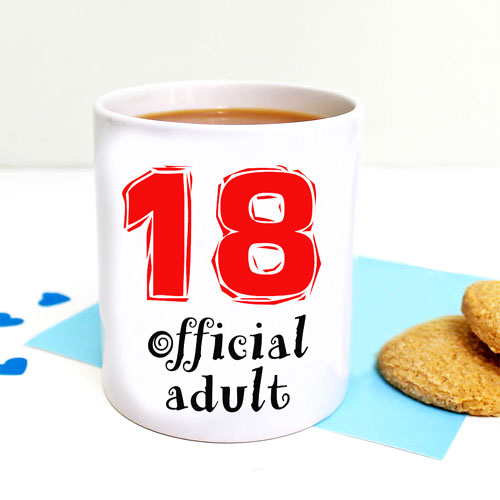 Official Adult Mug