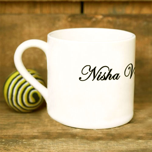 Chai Cup With Name