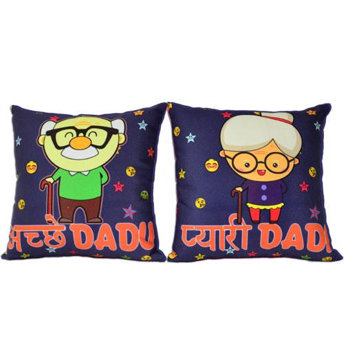 Dada Dadi Cushions Set