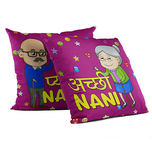 Nana Nani Cushions Set