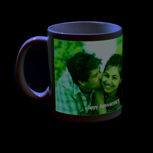 Glow In The Dark Personalised Mug