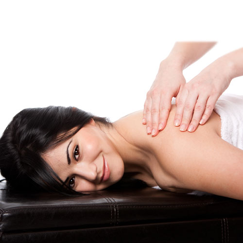 Neck And Back Massage Spa