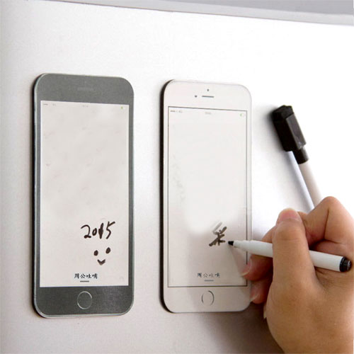 Phone Magnetic Memo Pad