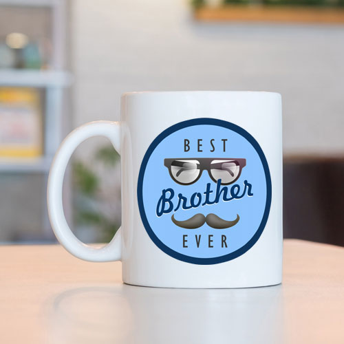 Cool Best Brother Mug