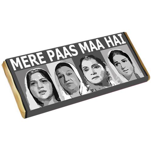 Mere Paas Maa Hai Chocolate
