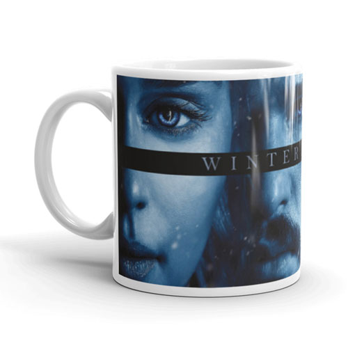 Game Of Thrones Winter Is Here Mug