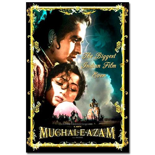 Mughal E Azam Movie Poster
