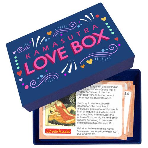 Kama Sutra Love Box