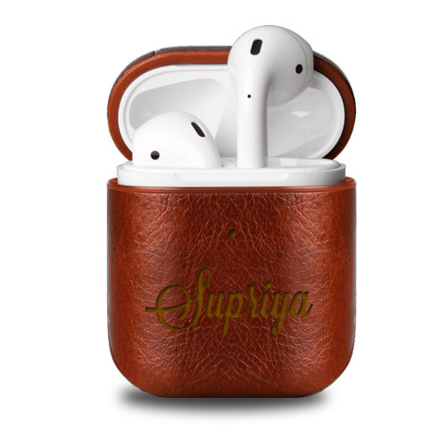 Personalised Engraved Airpods Case